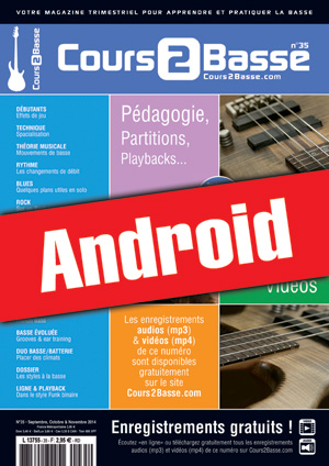 Cours 2 Basse n°35 (Android)