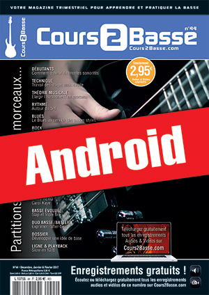 Cours 2 Basse n°44 (Android)