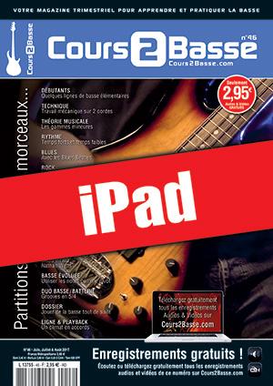 Cours 2 Basse n°46 (iPad)
