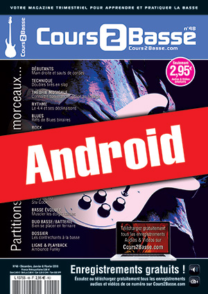 Cours 2 Basse n°48 (Android)