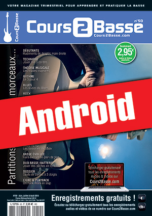 Cours 2 Basse n°50 (Android)