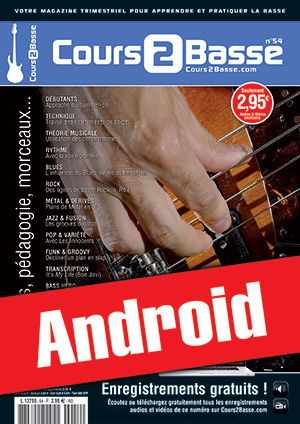 Cours 2 Basse n°54 (Android)
