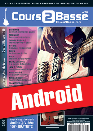 Cours 2 Basse n°56 (Android)