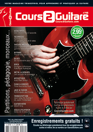 Cours 2 Guitare n°46