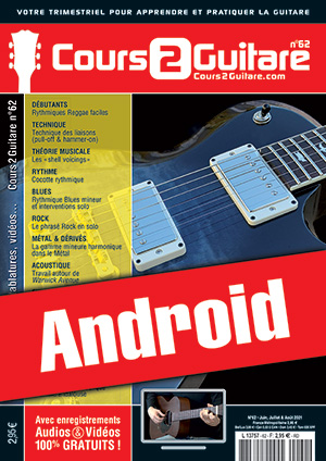 Cours 2 Guitare n°62 (Android)