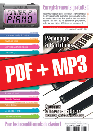 Cours 2 Piano n°5