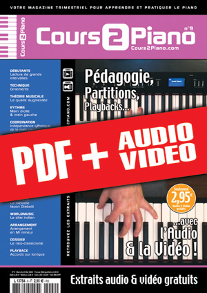 Cours 2 Piano n°9