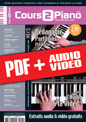 Cours 2 Piano n°11