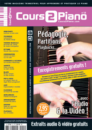Cours 2 Piano n°12