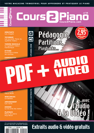 Cours 2 Piano n°14
