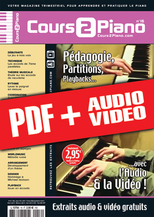 Cours 2 Piano n°16