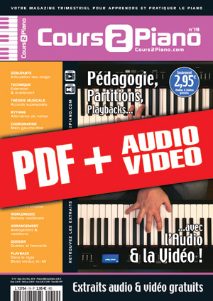 Cours 2 Piano n°19