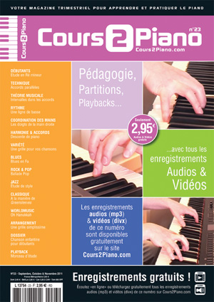 Cours 2 Piano n°23