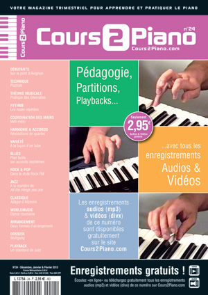 Cours 2 Piano n°24