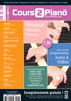 Cours 2 Piano n°26
