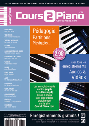 Cours 2 Piano n°31