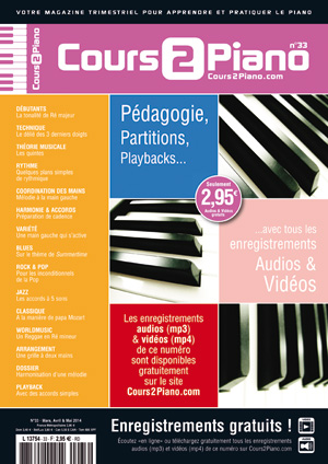 Cours 2 Piano n°33