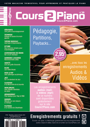 Cours 2 Piano n°36