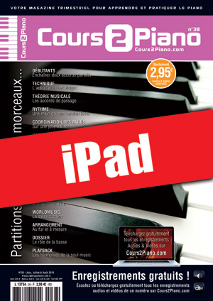 Cours 2 Piano n°38 (iPad)