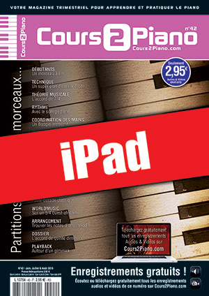 Cours 2 Piano n°42 (iPad)
