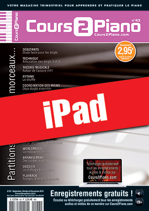 Cours 2 Piano n°43 (iPad)