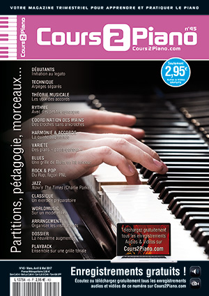 Cours 2 Piano n°45