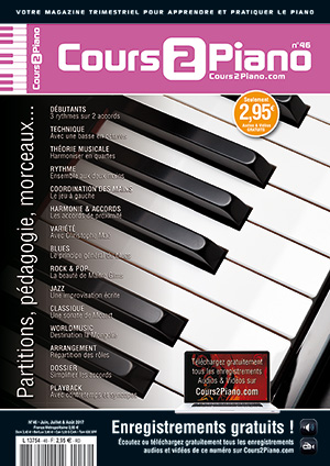 Cours 2 Piano n°46