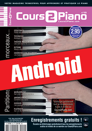 Cours 2 Piano n°49 (Android)