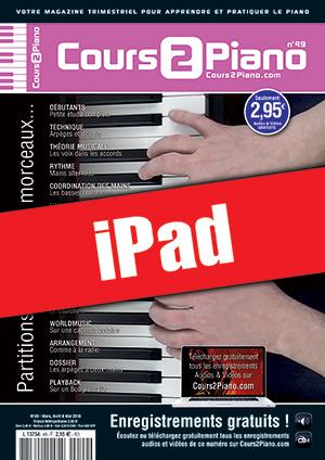Cours 2 Piano n°49 (iPad)