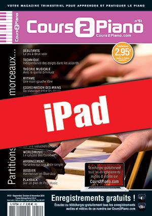Cours 2 Piano n°51 (iPad)
