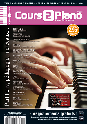 Cours 2 Piano n°53