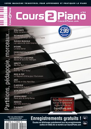 Cours 2 Piano n°54