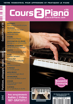 Cours 2 Piano n°56
