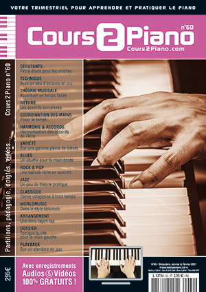 Cours 2 Piano n°60