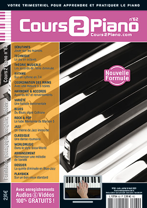 Cours 2 Piano n°62