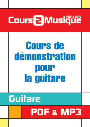 cours de d monstration pour la guitare guitare t l chargements gratuits l 39 quipe play music. Black Bedroom Furniture Sets. Home Design Ideas