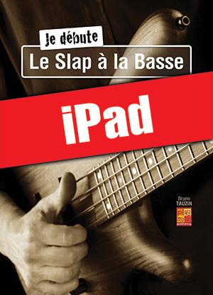 Je débute le slap à la basse (iPad)