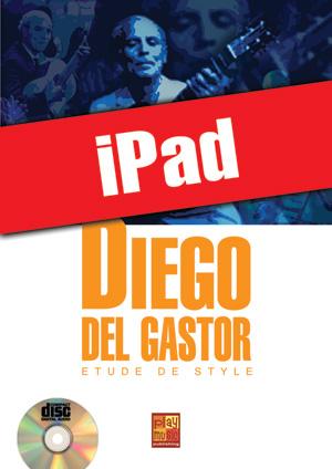 Diego del Gastor - Etude de style (iPad)