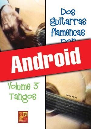 Dos guitarras flamencas por fiesta - Tangos (Android)