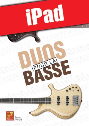 Duos pour la basse (iPad)