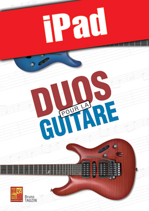 Duos pour la guitare (iPad)