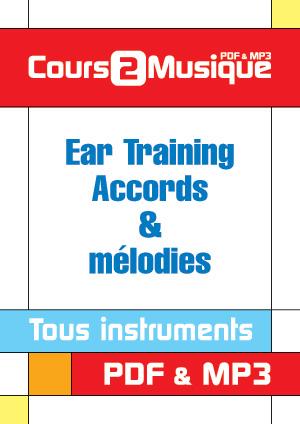 Ear Training - Accords & Mélodies