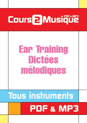 Ear Training - Dictées Mélodiques