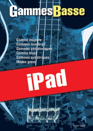 Gammes Basse (iPad)