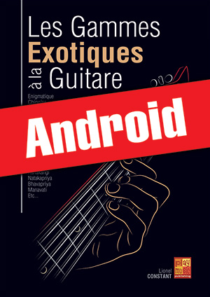 Les gammes exotiques à la guitare (Android)