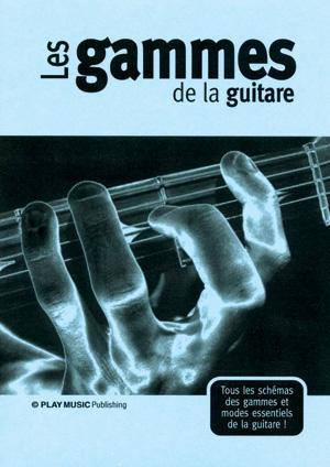 Les gammes de la guitare