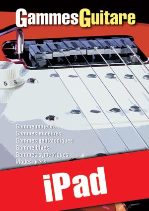 Gammes Guitare (iPad)