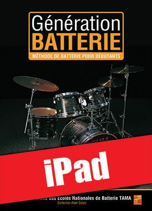 Génération Batterie - Débutant (iPad)