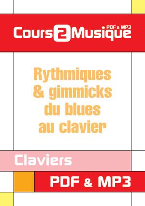 Rythmiques & gimmicks du blues au clavier