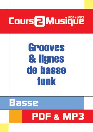 Grooves & lignes de basse funk